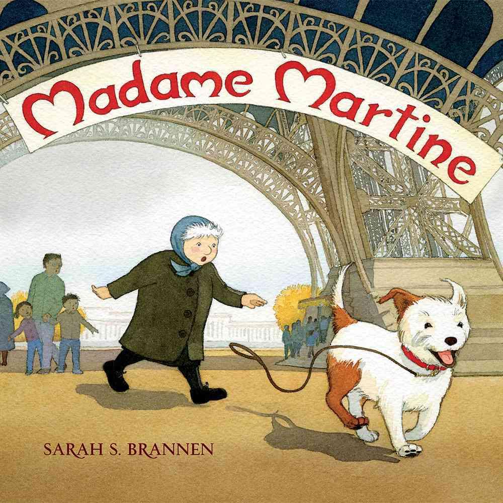 Madame Martine By Brannen, Sarah S./ Brannen, Sarah S. (ILT)